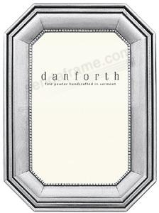 PROVINCIAL CLASSIC fine pewter octagon by Danforth Pewter of VT®