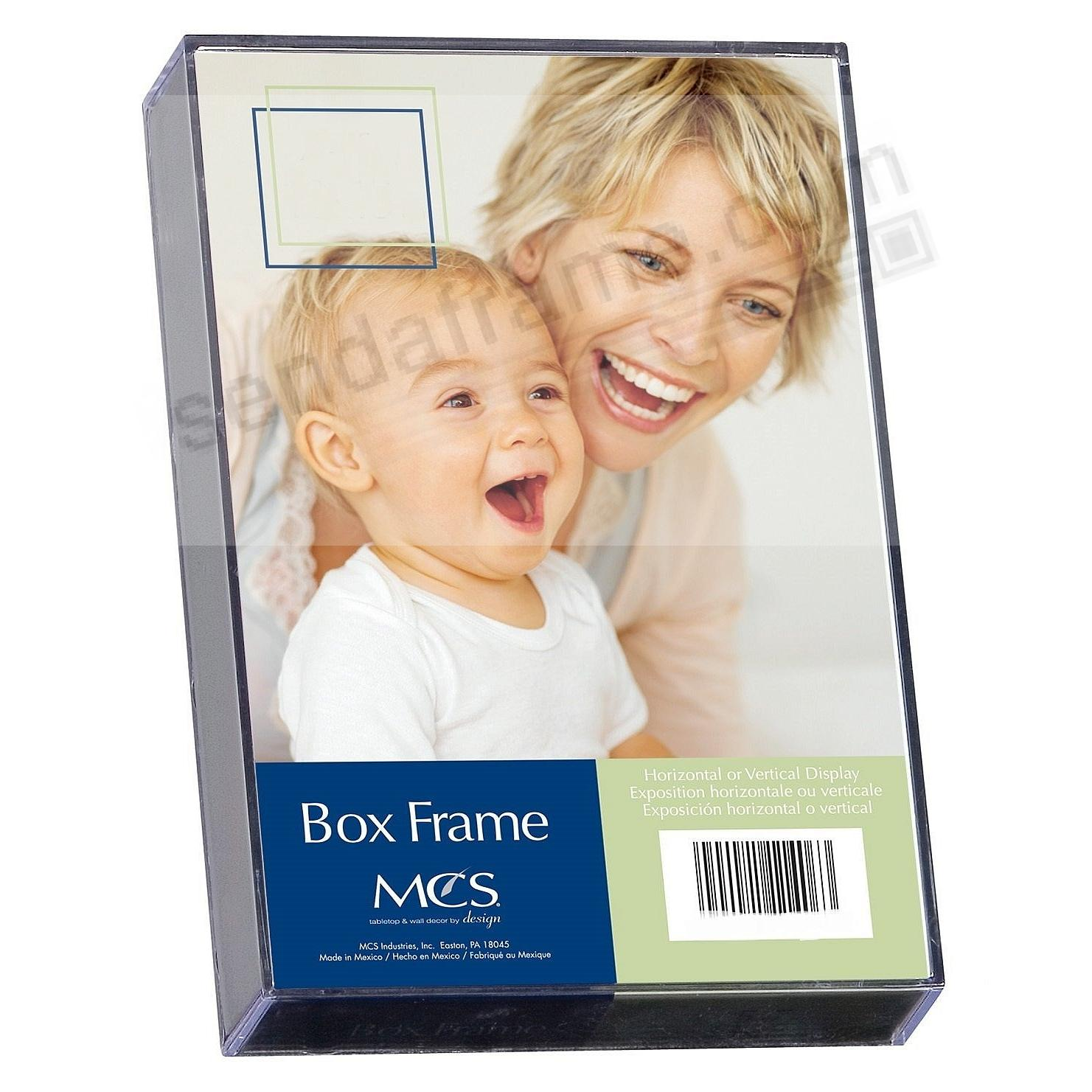 The Acrylic BOX Frame for 9x12 size prints - Picture Frames, Photo ...