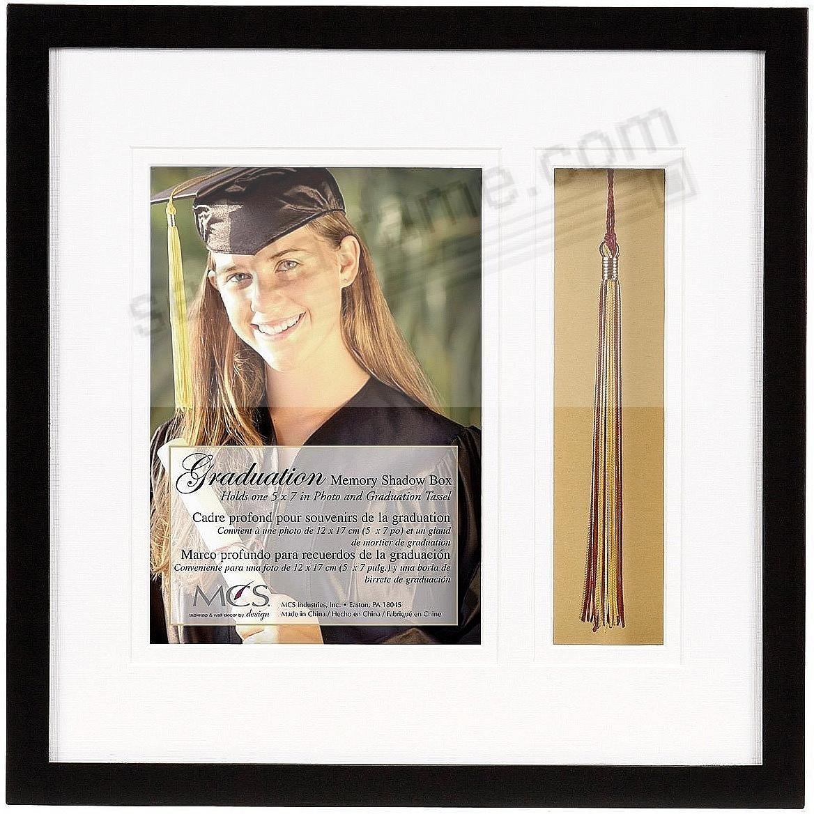 GRADUATION MEMORIES Frame with Tassel Holder - Picture Frames, Photo ...