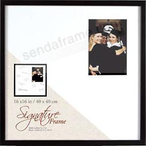 memories signature frame for your 5x7 print by mcs picture frames photo albums personalized and engraved digital photo gifts sendaframe