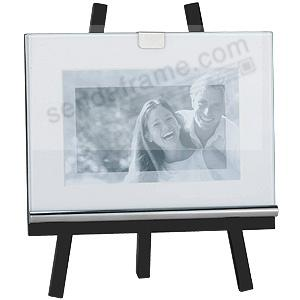 Tabletop Easel Design In Black 5x7 4x6 By Sixtrees