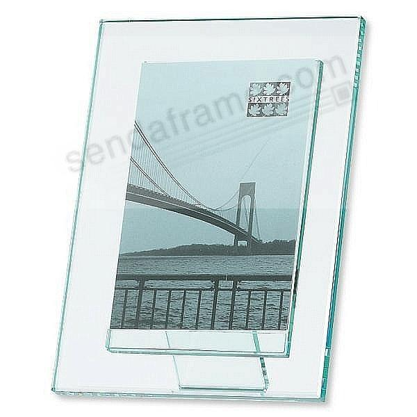 MODA glass 4x6 frame<br>\'floats\' your photo - Picture Frames, Photo ...