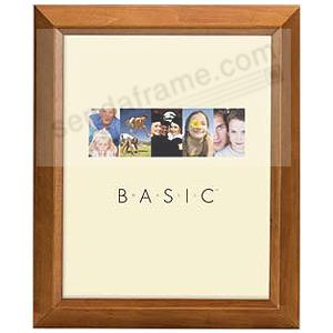 MADISON Chestnut Wood Poster frame from MCS®