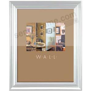 MONARCH White Wood wall frame from MCS