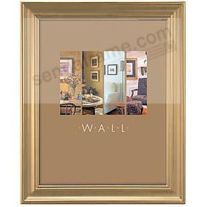 MONARCH Gold wood wall poster frame from MCS