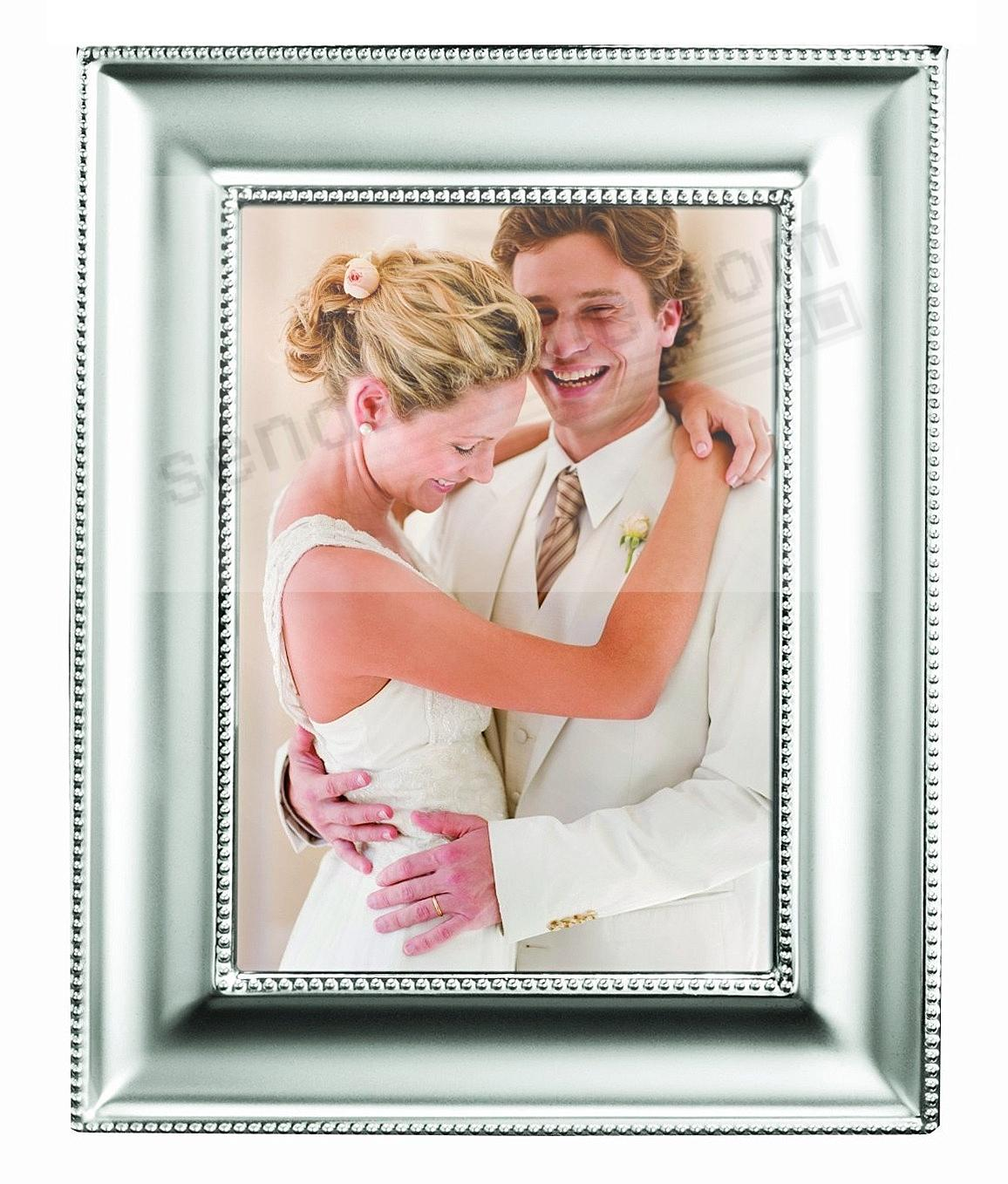 Silverplated SILHOUETTE frame by Prinz®