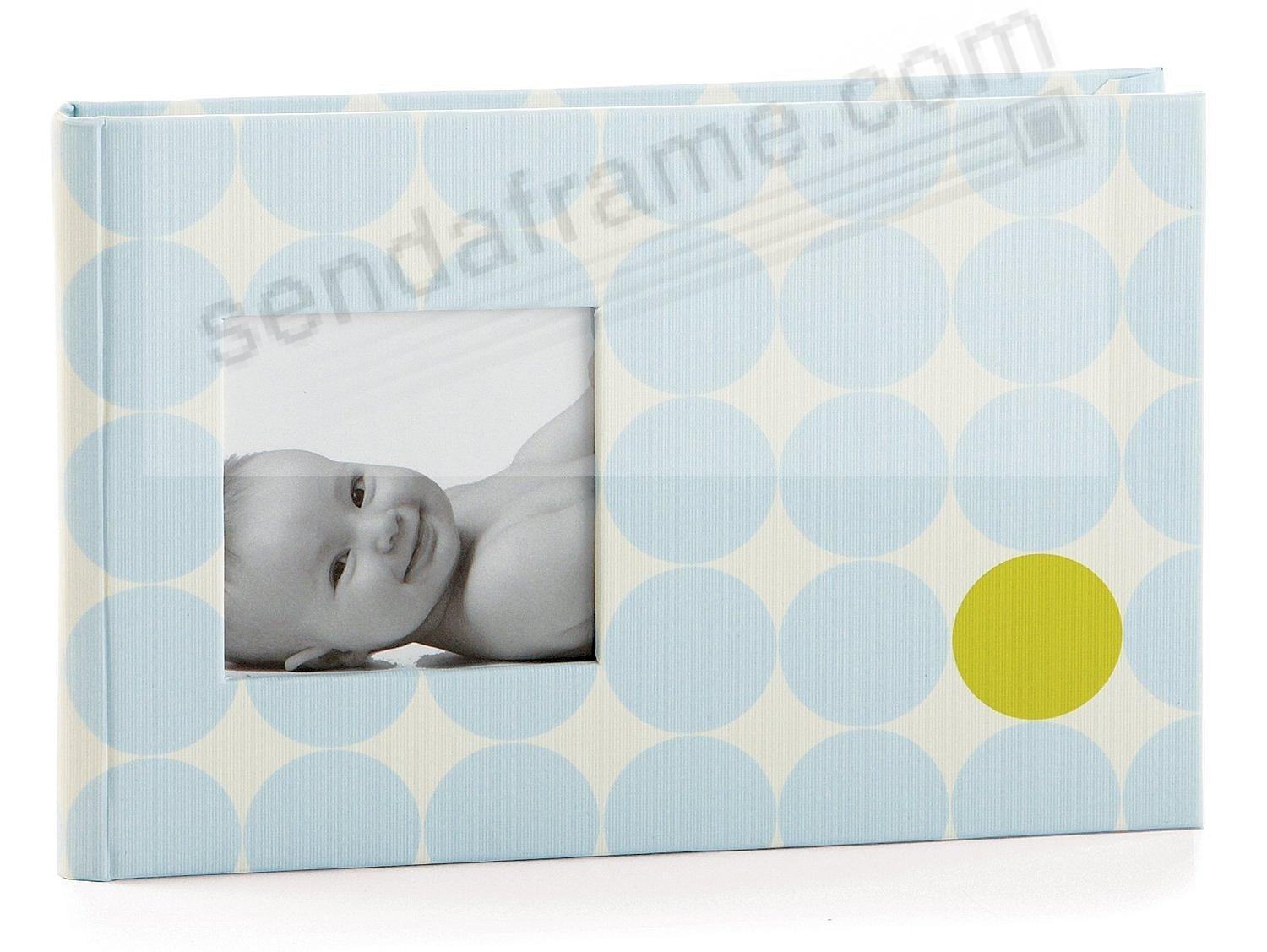 Bragbook BLUE DOTS by Babyprints®