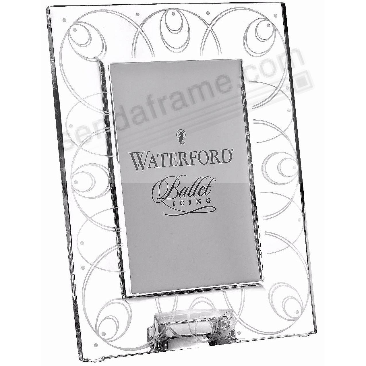 BALLET ICING fine Irish crystal for your 4x6 print by Waterford ...