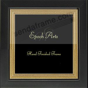 Elegant MANHATTAN in black & gold by Epoch Arts®
