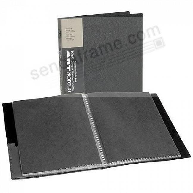 The ORIGINAL Series I PROFOLIO<br>48-Page 8&frac12;x11 art & photo album by Itoya&reg;