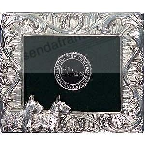 Silver PUPPIES Fine Pewter by Elias Artmetal®