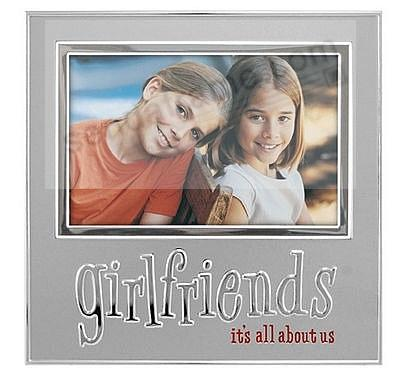 Two-tone GIRLFRIENDS frame by Malden - Picture Frames, Photo Albums ...