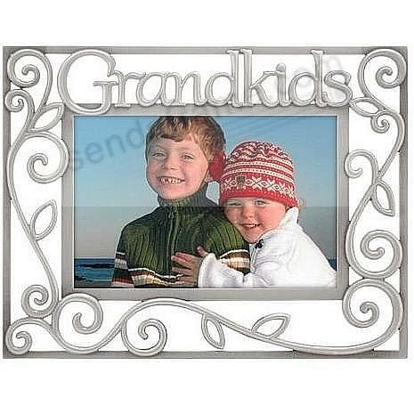 Pewter GRANDKIDS by Malden®