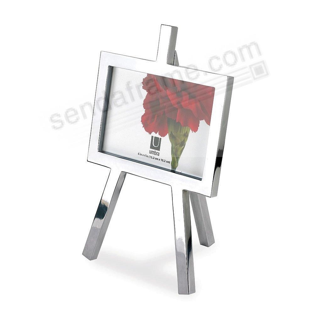 freasel frameeasel chrome easel by umbra