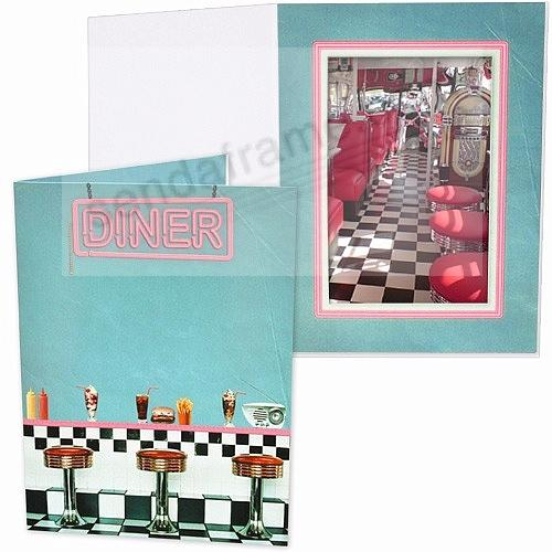 Our Vintage 1950's DINER<br>Photo Event Folder