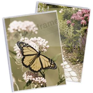 MAJESTIC enlargement photo book holds (36) 4''x6'' prints