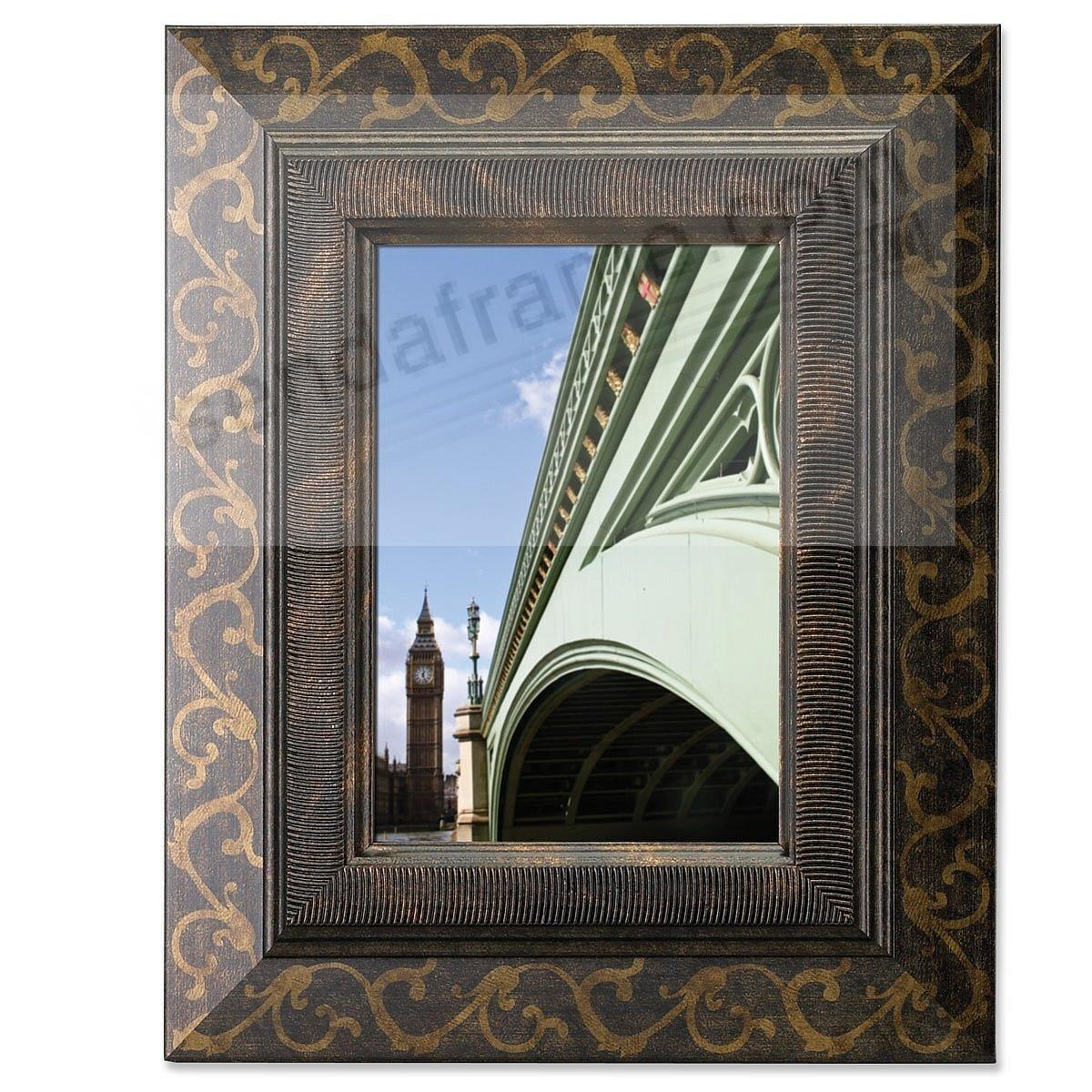 Bronze Scroll Artisan frame by Lawrence Frames - Picture Frames ...