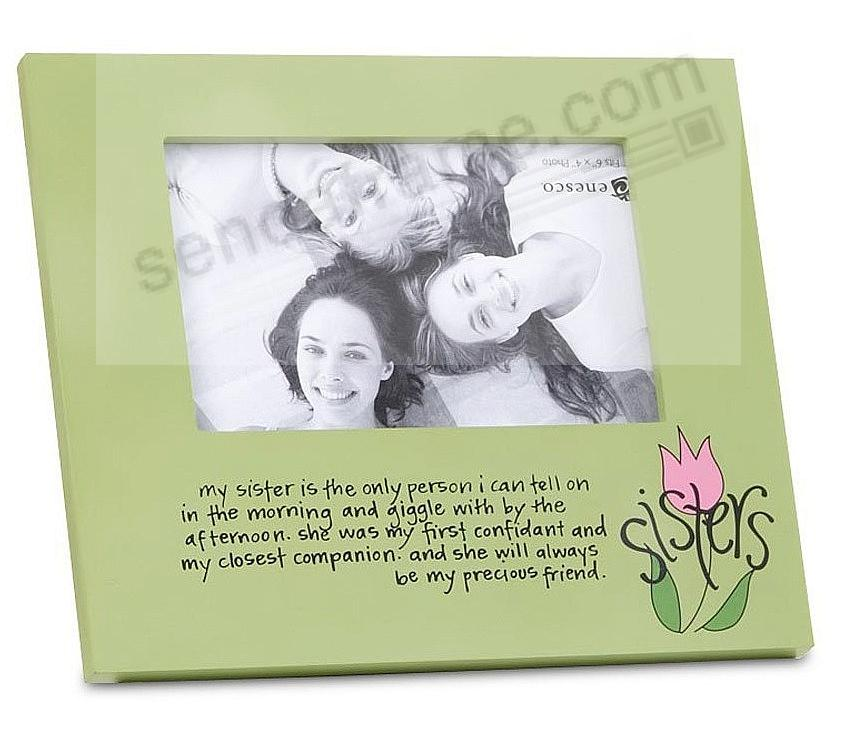 Special SISTERS celebration frame - Picture Frames, Photo Albums ...