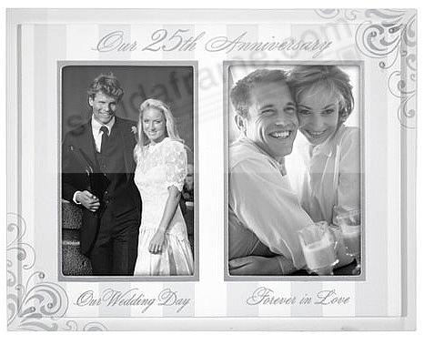 Celebrate A Silver 25th Anniversary With This Special Storyboard Frame By Malden