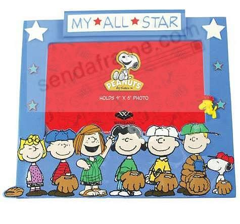 MY ALL STAR PEANUTS frame special Peanuts® piece