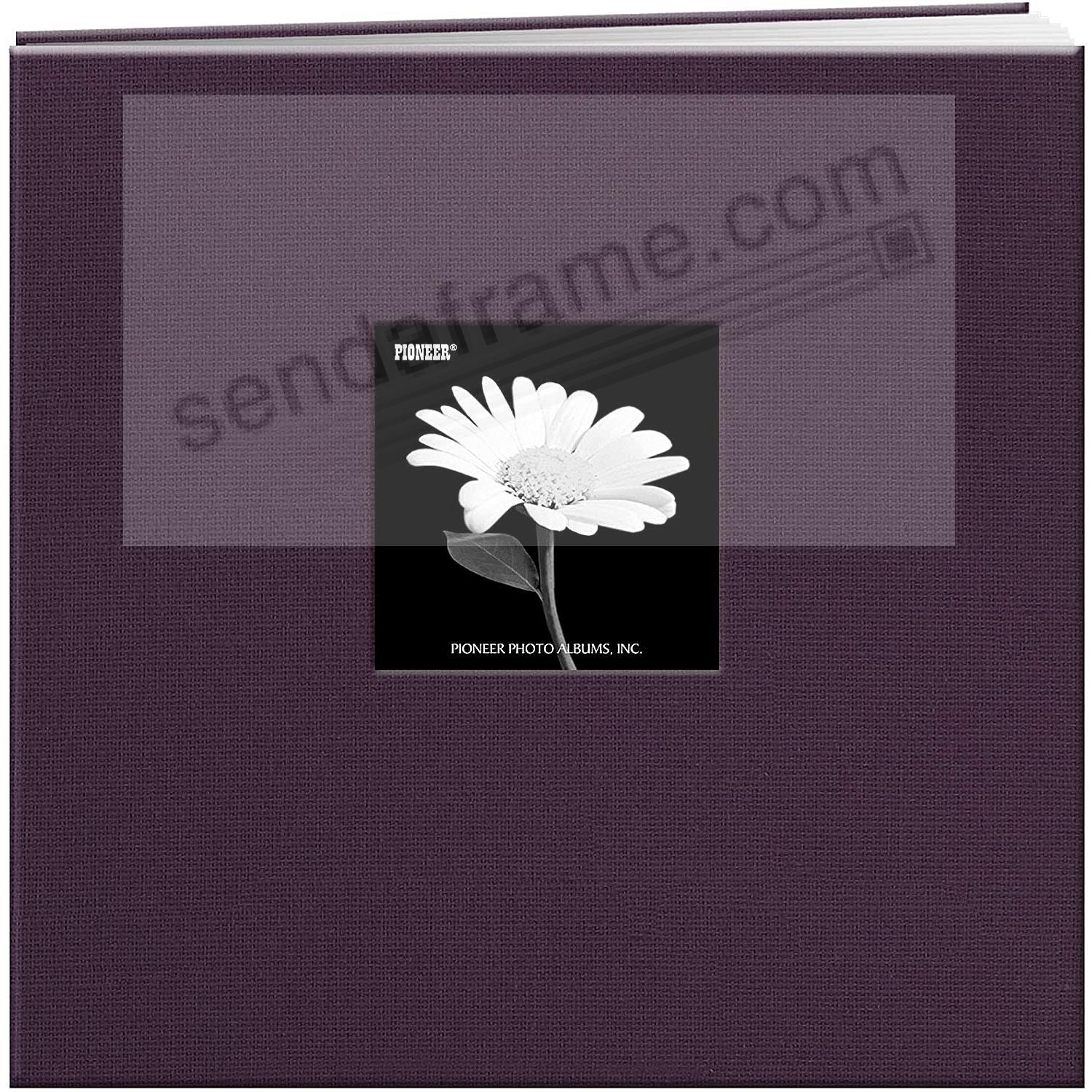 Wildberry Purple 12x12 Scrapbook Album By Pioneer