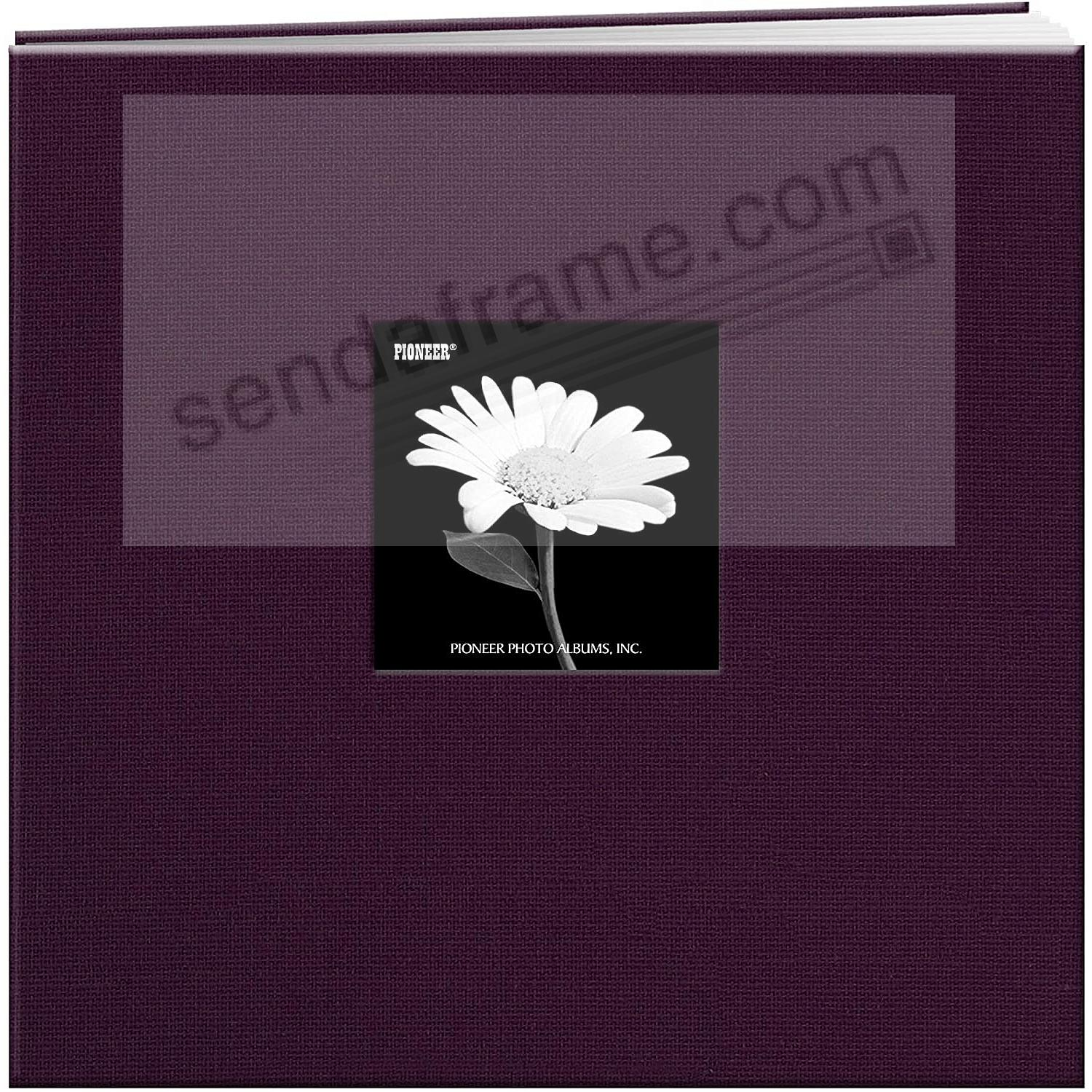SWEET PLUM 12x12 Scrapbook album by Pioneer®
