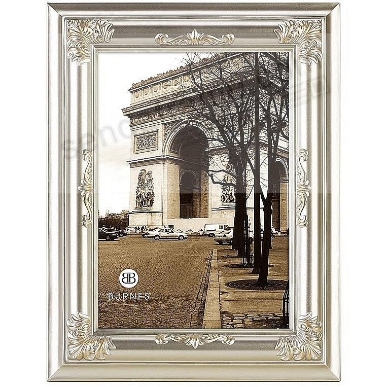 nottinghamchampagne 4x6 frame by burnes of boston