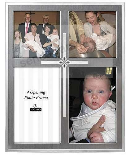 Cross Two Tone Collage Frame By Malden Design Picture Frames