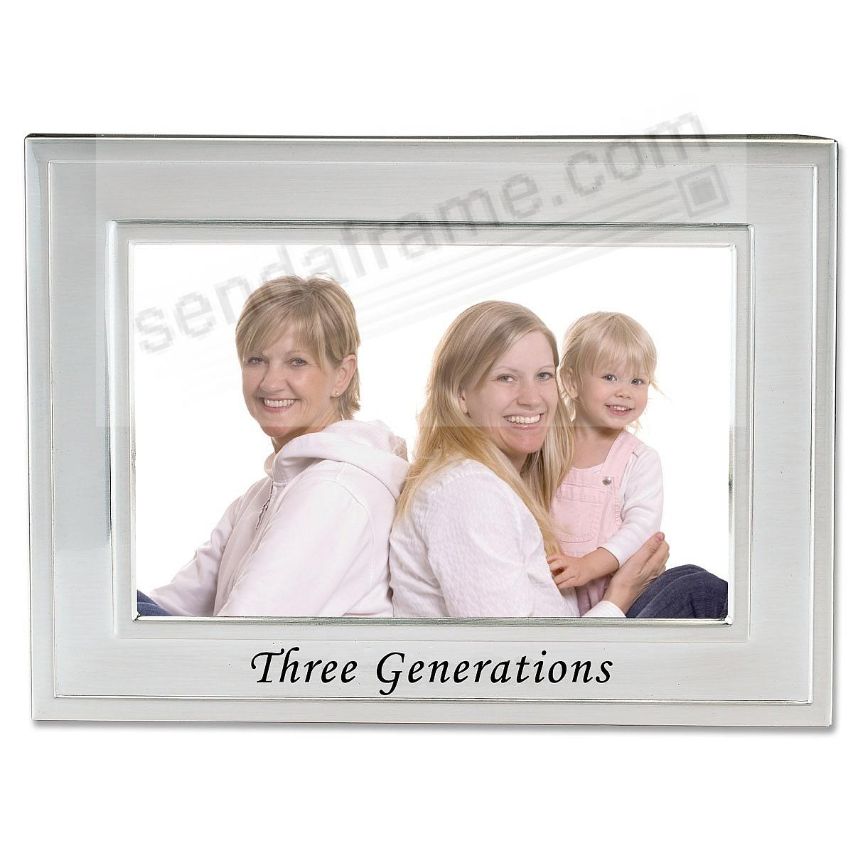 THREE GENERATIONS - Picture Frames, Photo Albums, Personalized and ...
