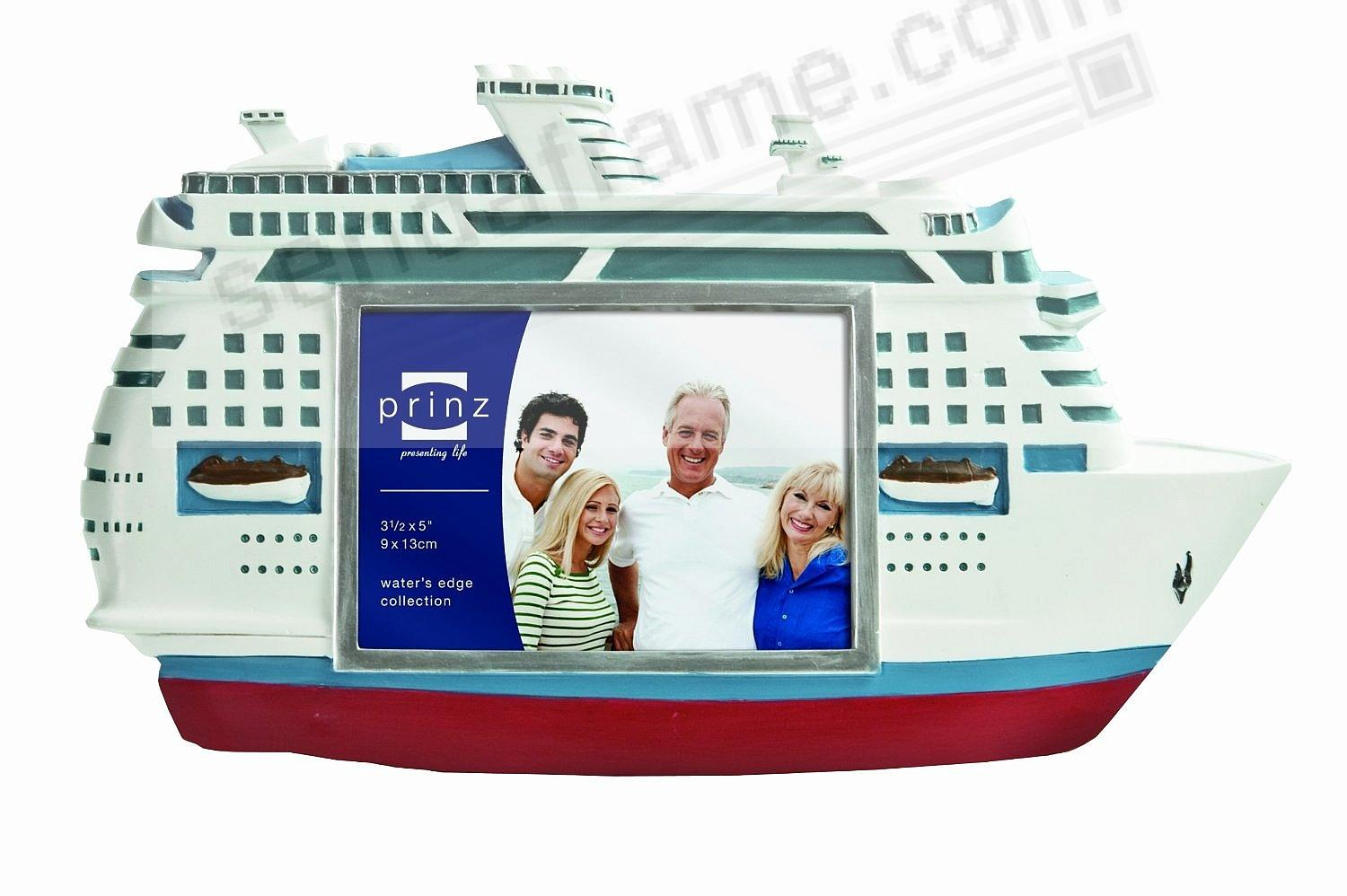 Adorable cruise ship memory photo frame by prinz picture frames adorable cruise ship memory photo frame by prinz picture frames photo albums personalized and engraved digital photo gifts sendaframe jeuxipadfo Image collections