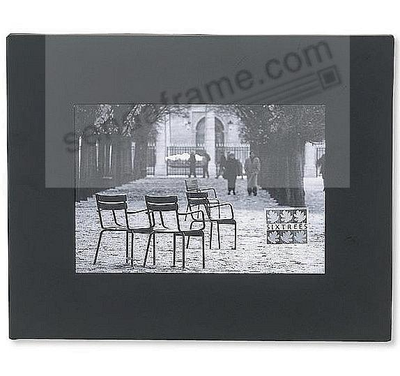Black GREENWICH wide frame by Sixtrees®