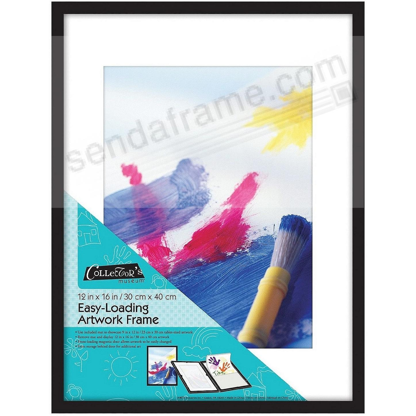 Easy loading art frame with front loading magnetic door 12x169x12 easy loading art frame with front loading magnetic door 12x169x12 jeuxipadfo Images