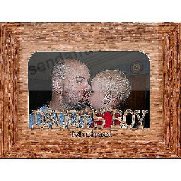 DADDYS BOY - Personalized with a NAME of your CHOICE
