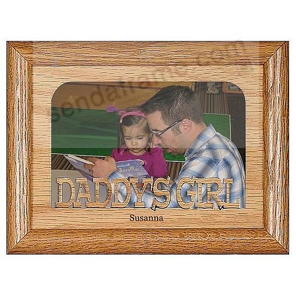 DADDY'S GIRL - Personalized with the NAME of your CHOICE