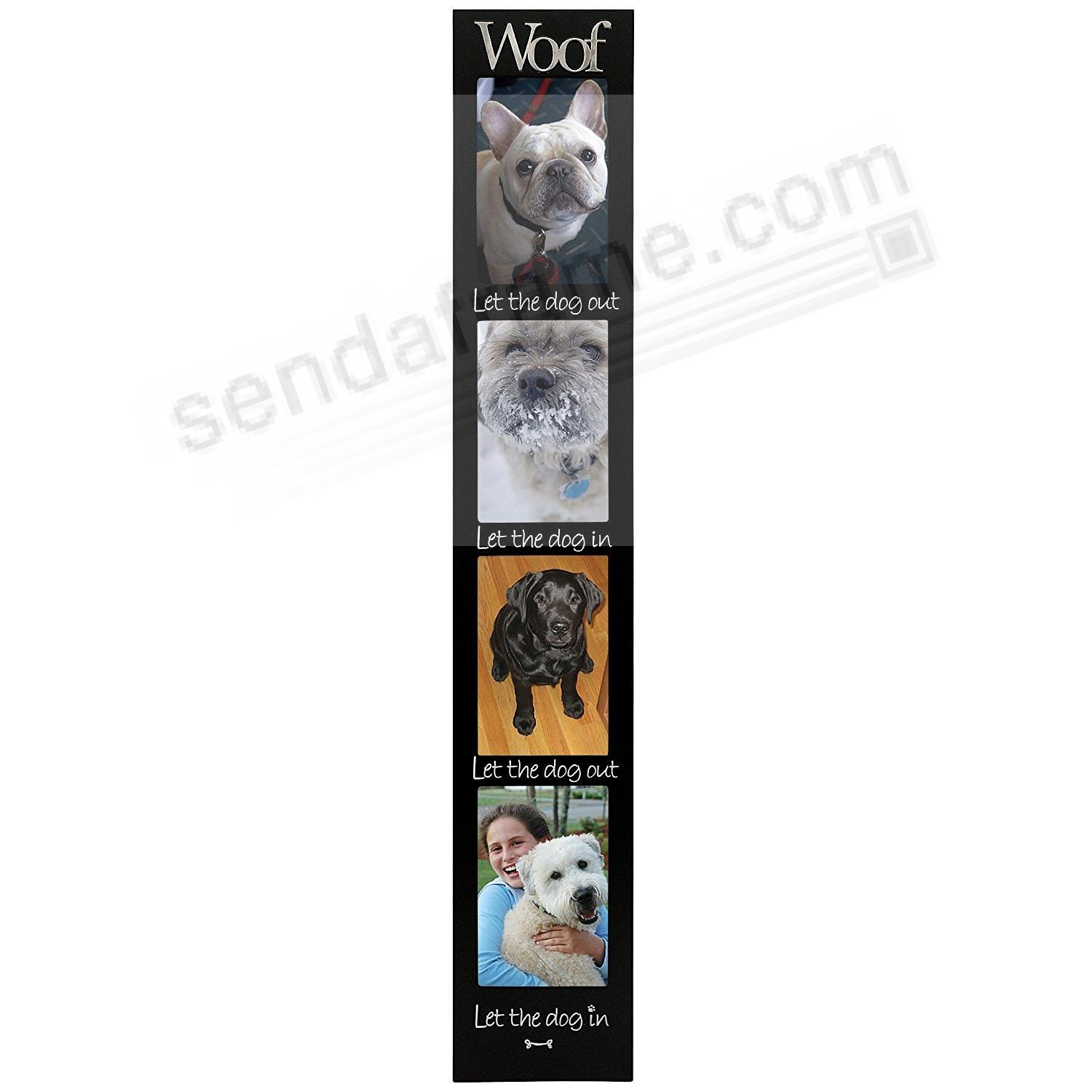 WOOF keepsake MEMORY STICK collage frame by Malden®