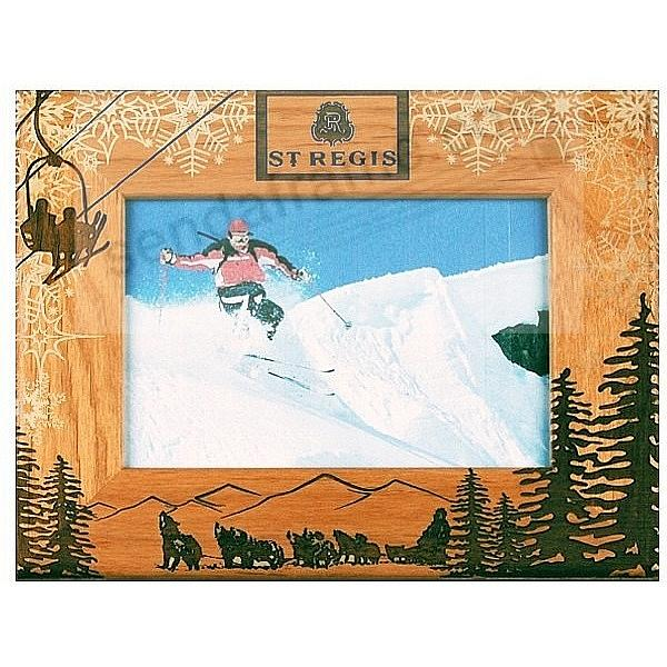 The ST. REGIS - ASPEN RESORT - special personalized frame