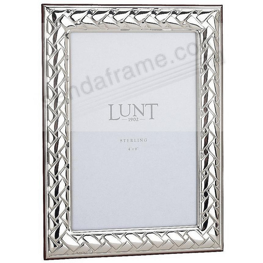 DEVON Fine Sterling Silver by Lunt Silversmiths® for 4x6 photos