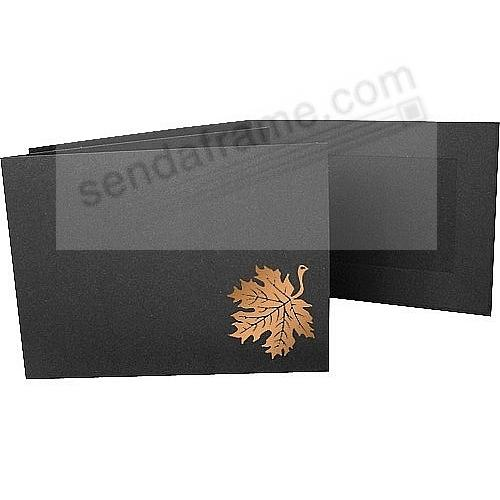 Fall Leaf event<br>Photo Folder Frame 6x4 (sold in 25s)