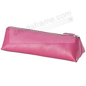 Unique T-CASE in Brights Pink Leather by Graphic Image™