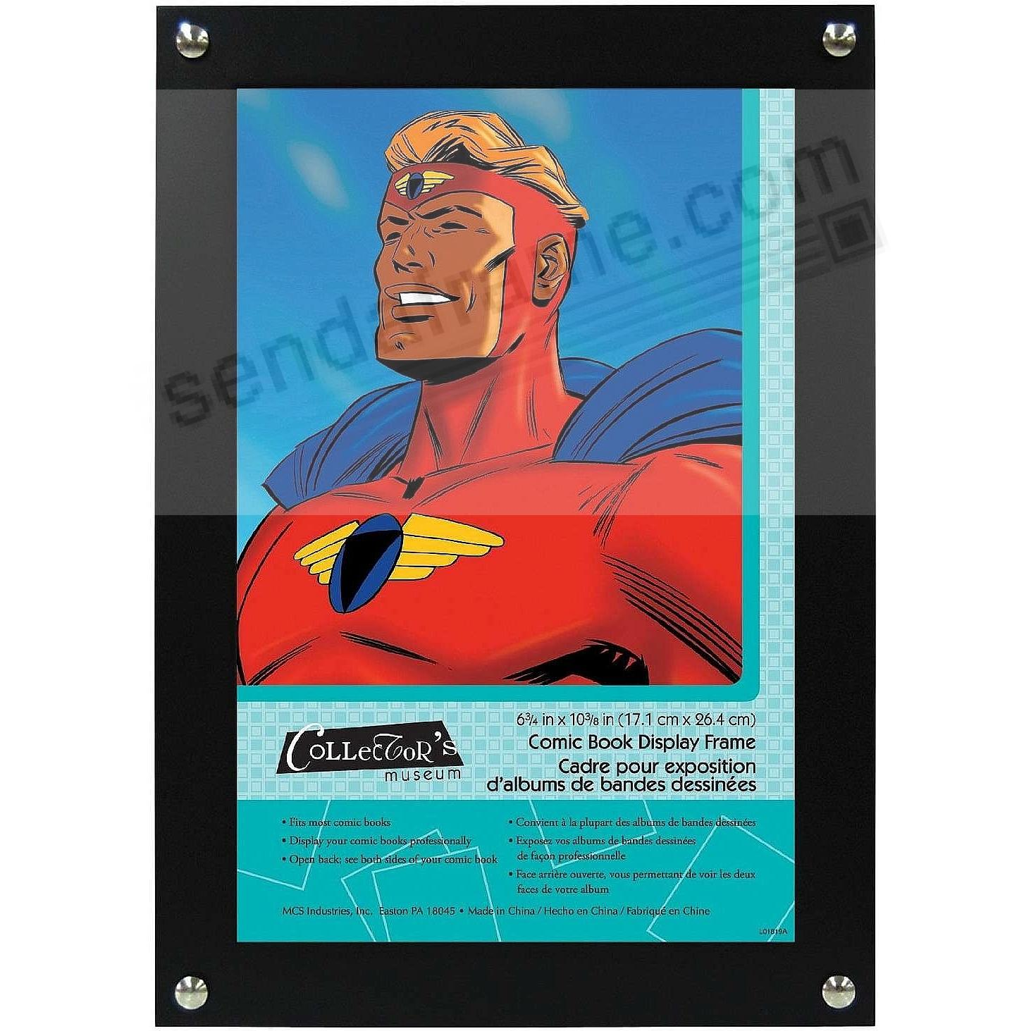 Protective & Decorative Comic Book frame by MCS® - Picture Frames ...