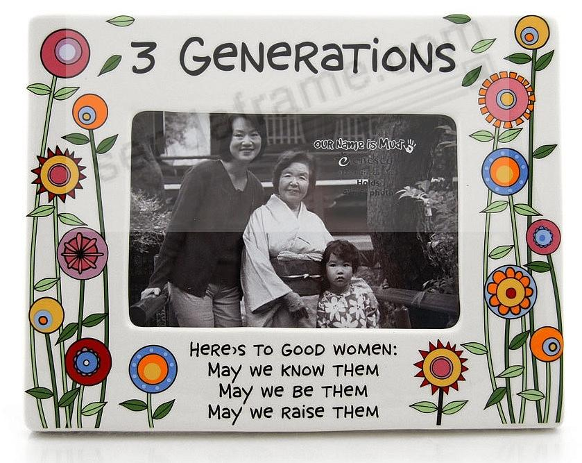 Three Generations .. of Women by Our Name is Mud - Picture Frames ...
