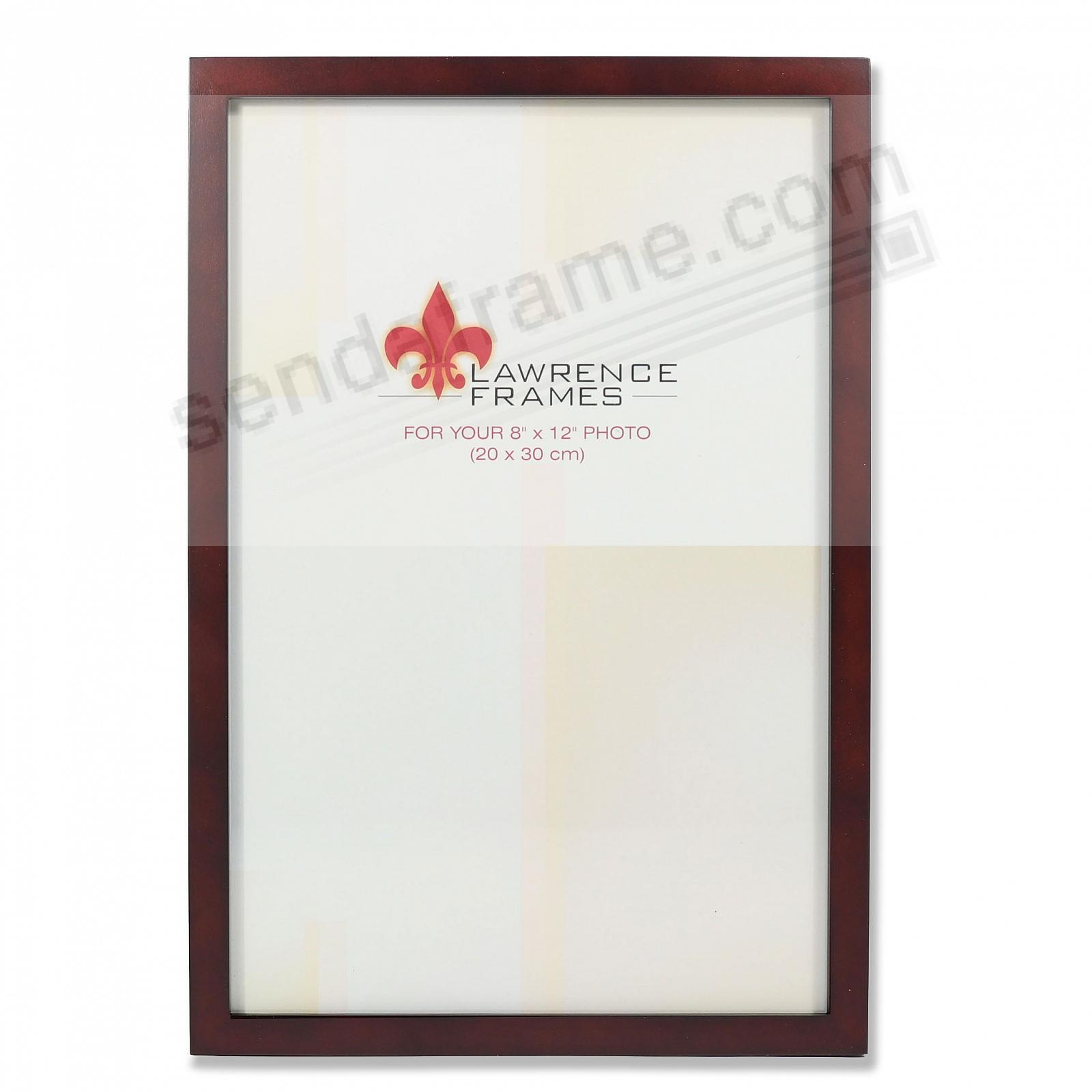 ESPRESSO square-corner 8x12 frame by Lawrence® - Picture Frames ...