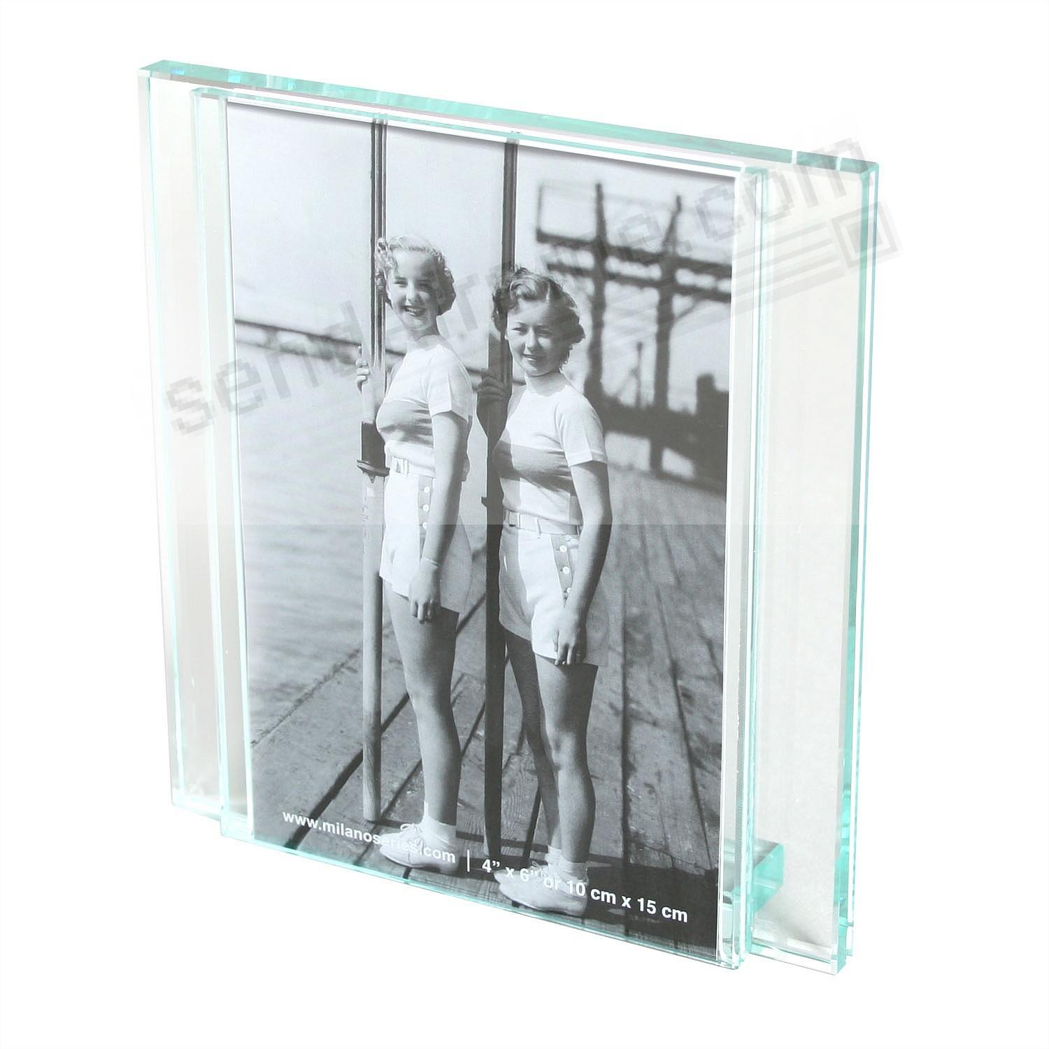 AMOROUS GLASS frame by Milano Series - Picture Frames, Photo Albums ...