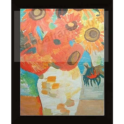 Matte-Black GALLERY-CANVAS DEPTH wood frame 20x24 by Nielsen-Bainbridge®