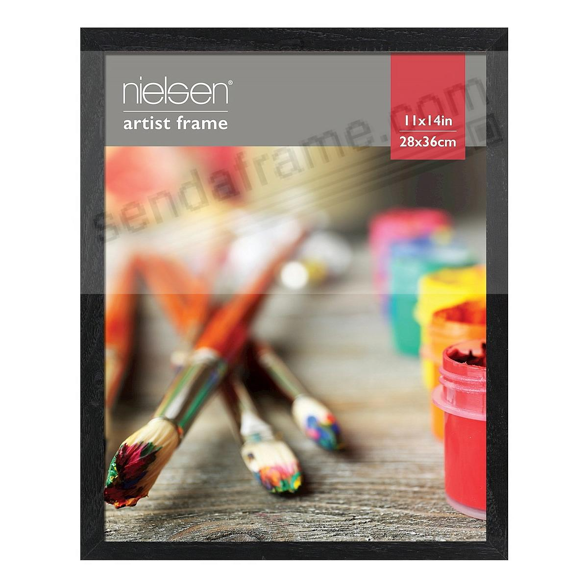 Black ROYAL fine wood frame 11x14 by Nielsen®