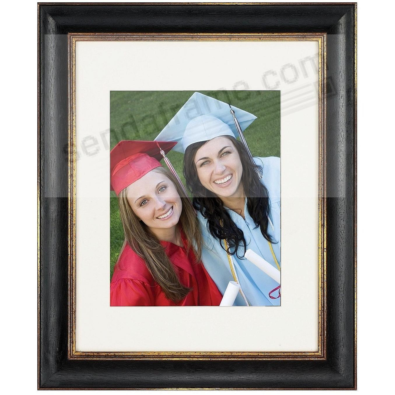 Gold Matted Frames Matted Wood Frame 5x7/8x10