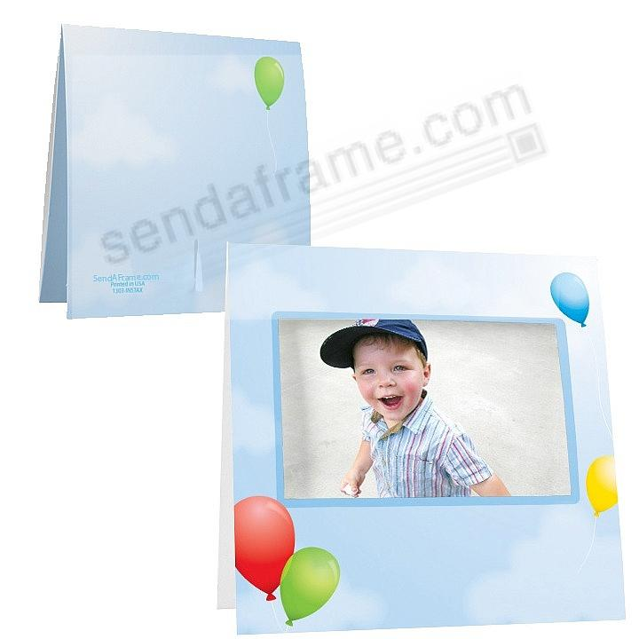 Fuji Instax™ COLORFUL BALLOONS Lightweight Paper Frame
