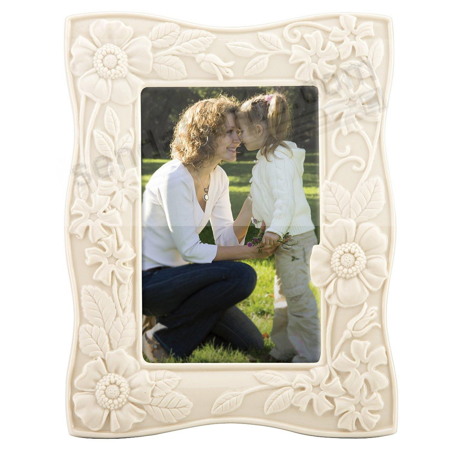 FLORAL FIELDS 4x6 Frame by Lenox® fine china - Picture Frames, Photo ...