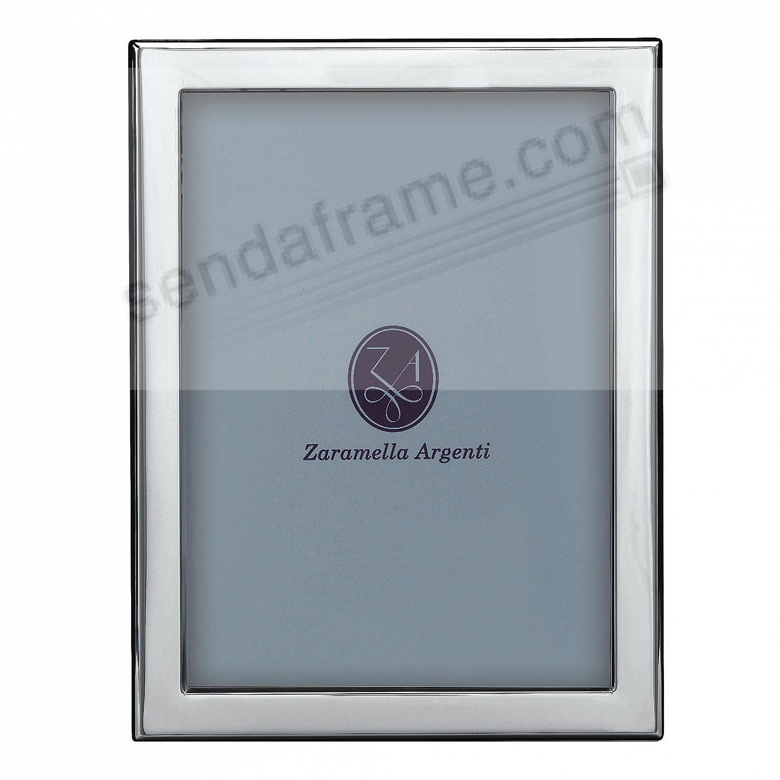 Picture frames photo albums personalized and engraved digital london an engraving favorite in pure italian sterling silver by zaramella argentireg jeuxipadfo Image collections