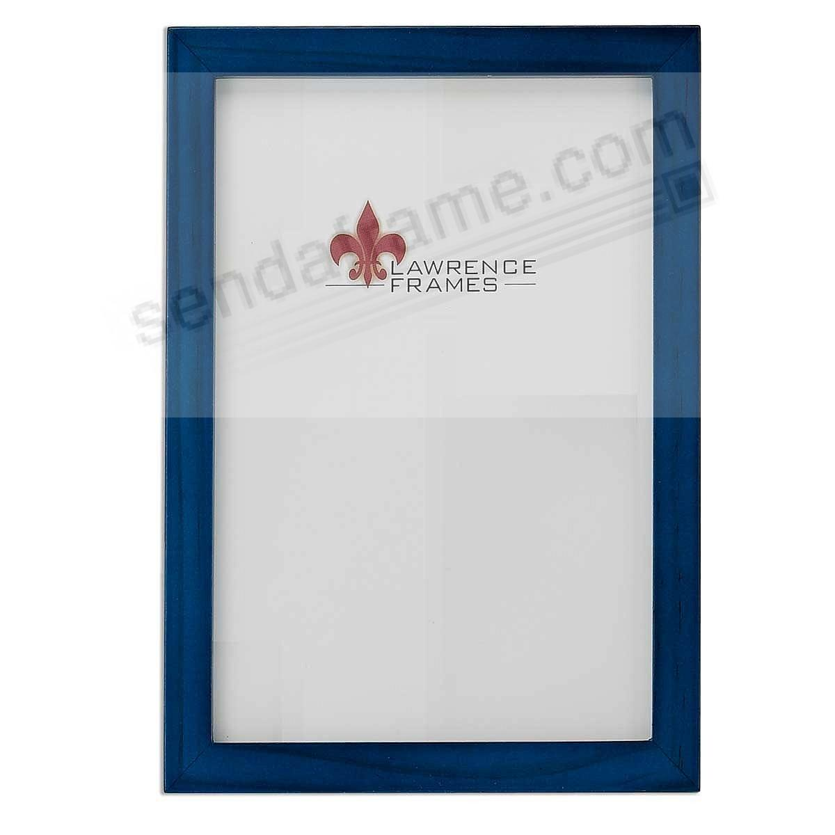 BLUE square-corner frame by Lawrence®